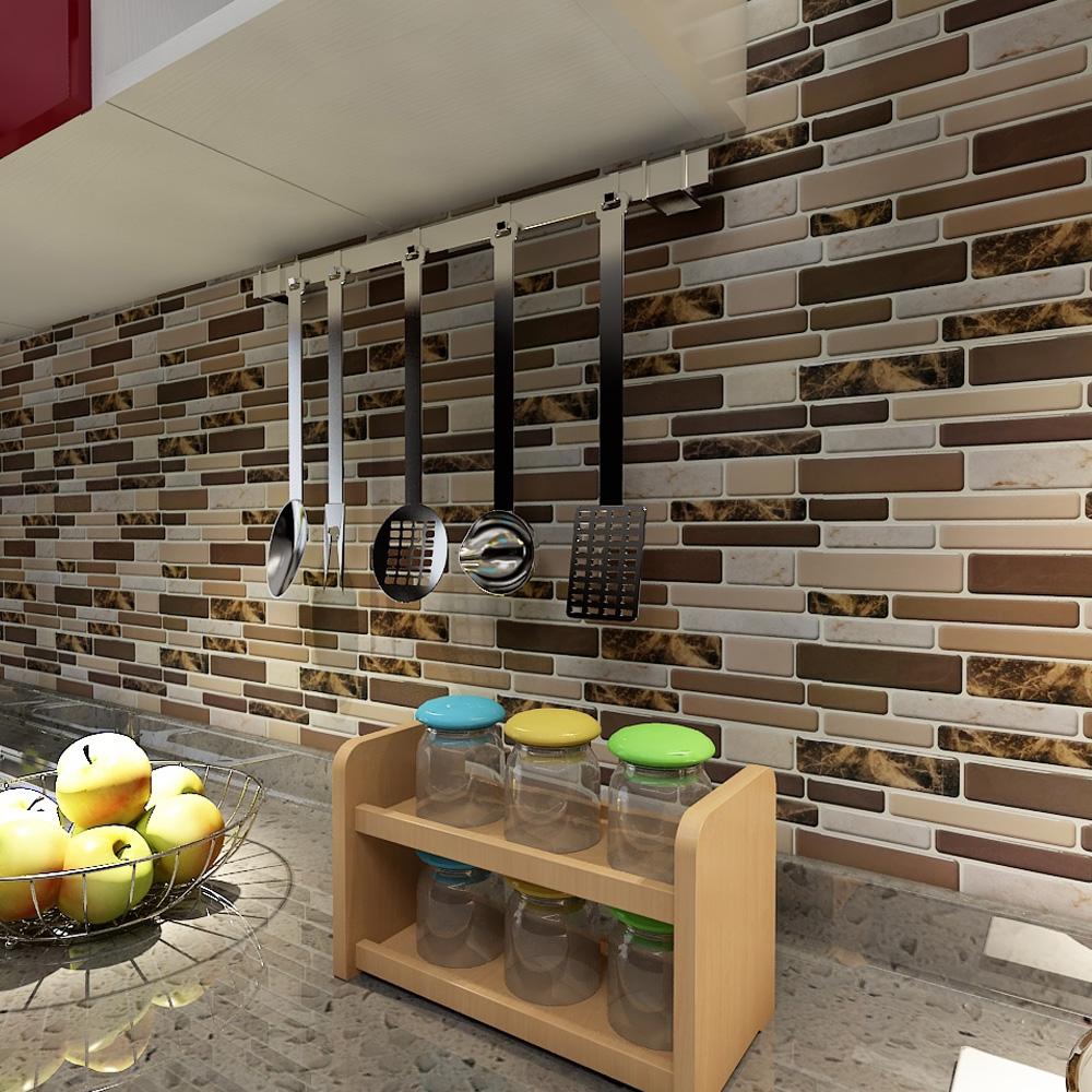 Peel and Stick Tile Backsplash Installation Video