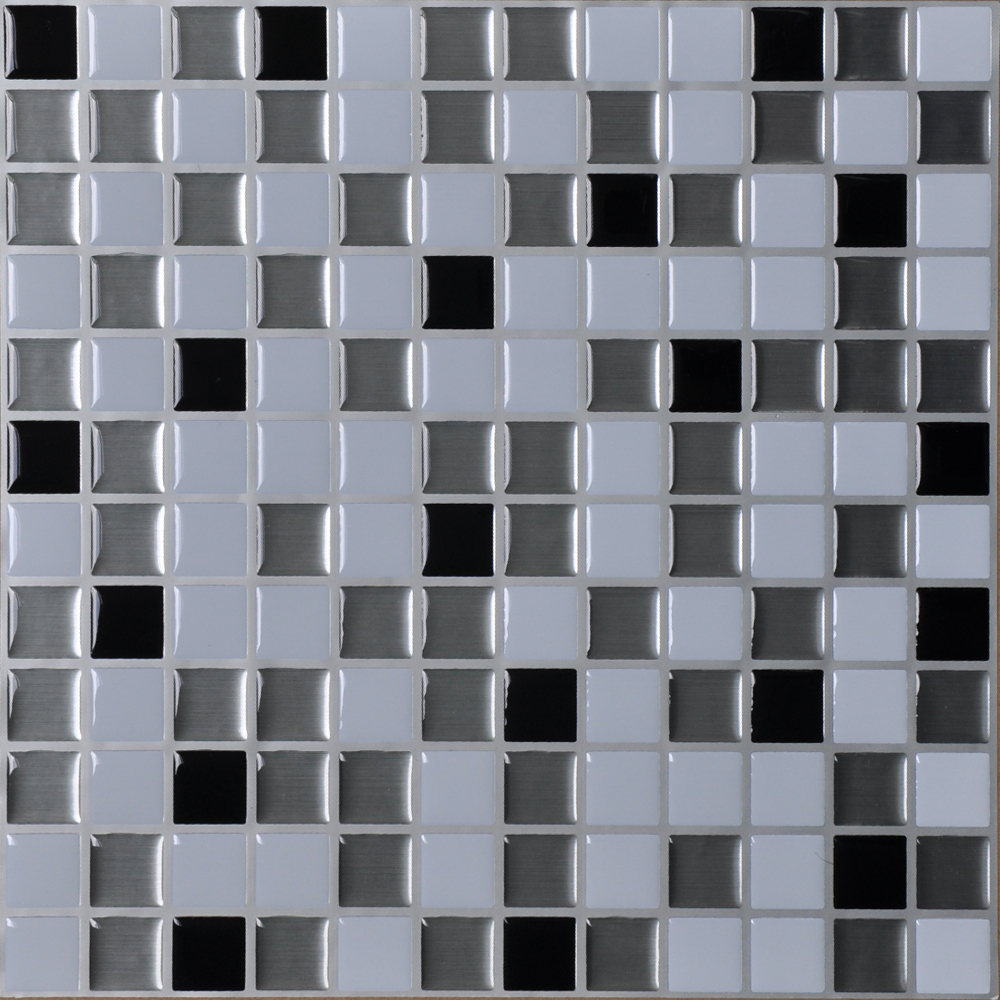 peel and stick wall tiles kitchen backsplash sticker set of 6