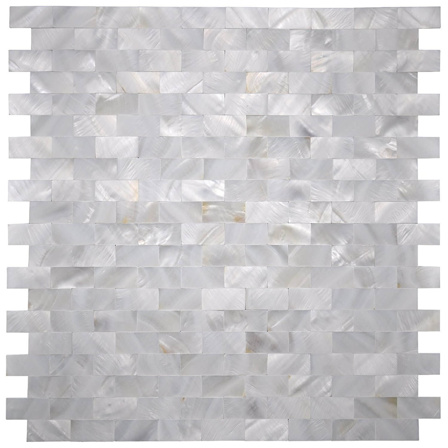 Mother of pearl tile for kitchen backsplash 12x12 subway white dailygadgetfo Image collections