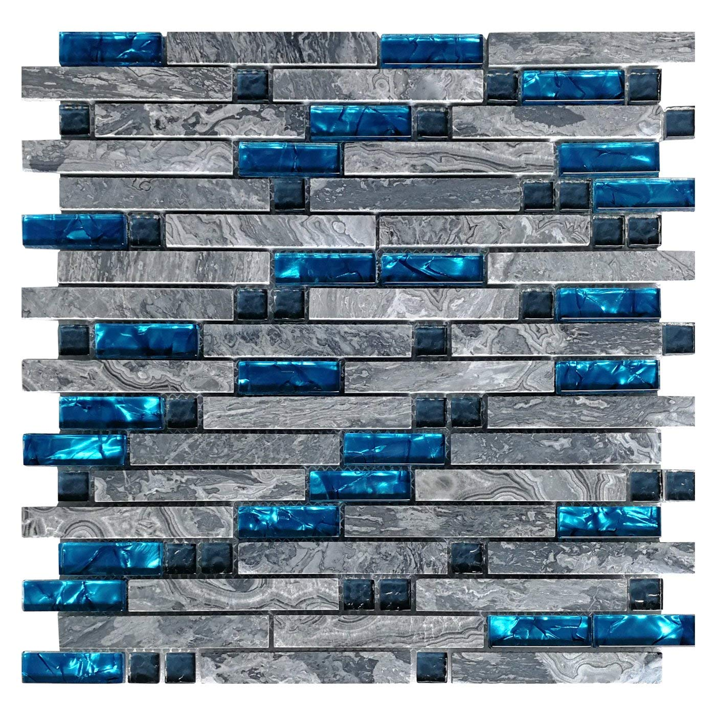 - Art3d Decorative Glass Tile Geniune Shell And Conch Mosaic Tile