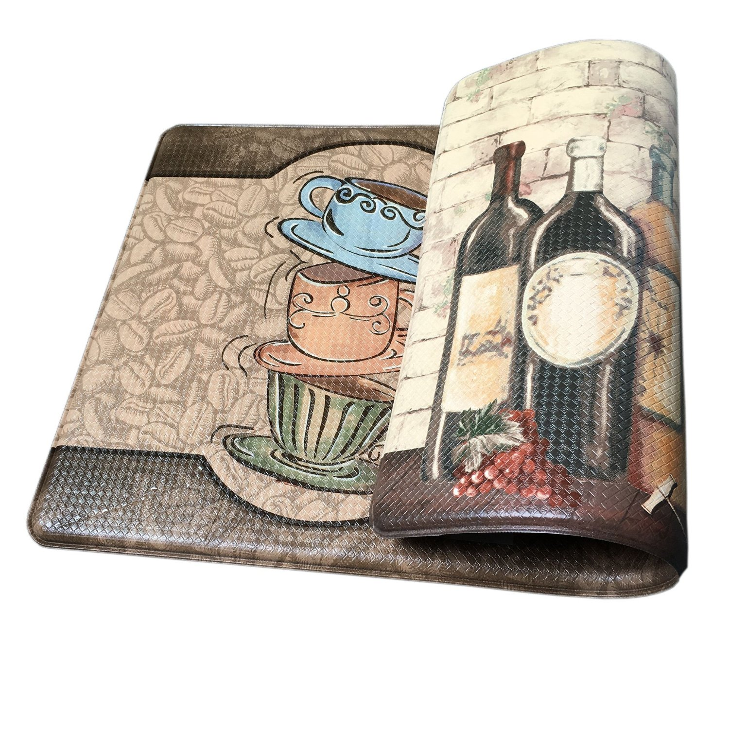 Y20713 - Anti-Slip Anti-Fatigue Memory Form Kitchen Comfort Mat, 18\