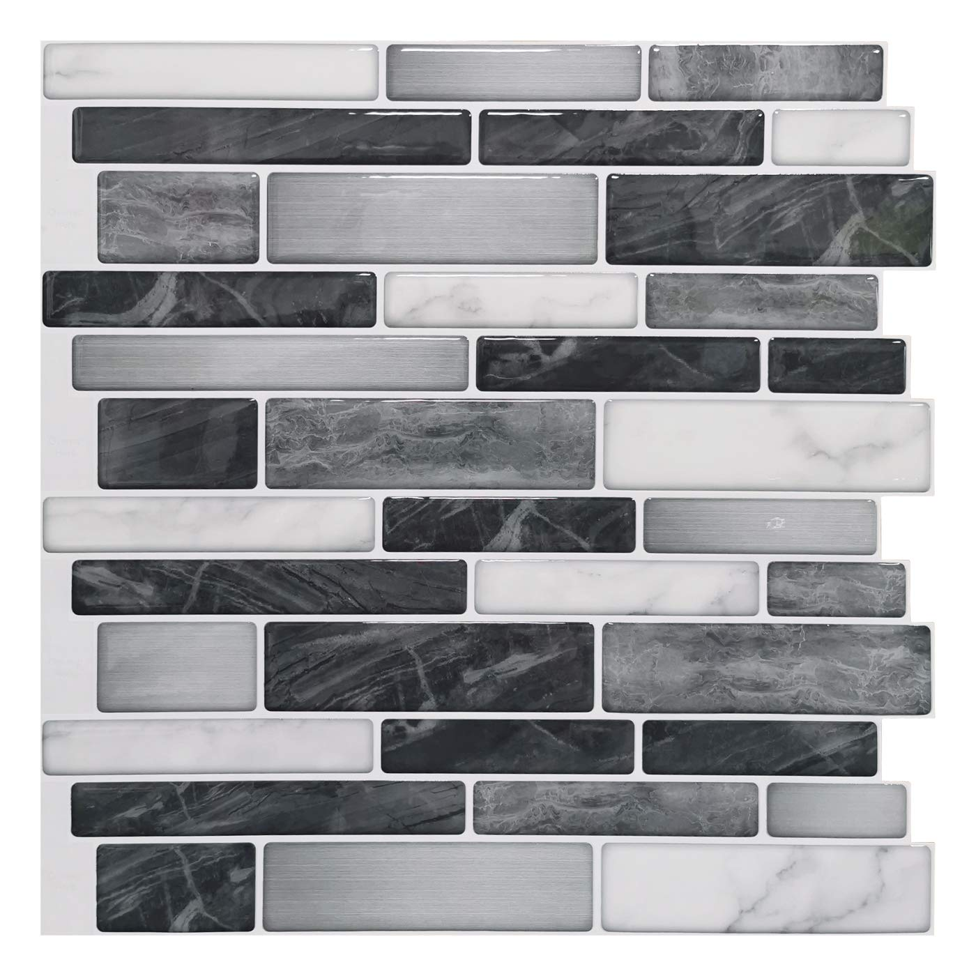 Sheet Self Adhesive Tile Backsplash