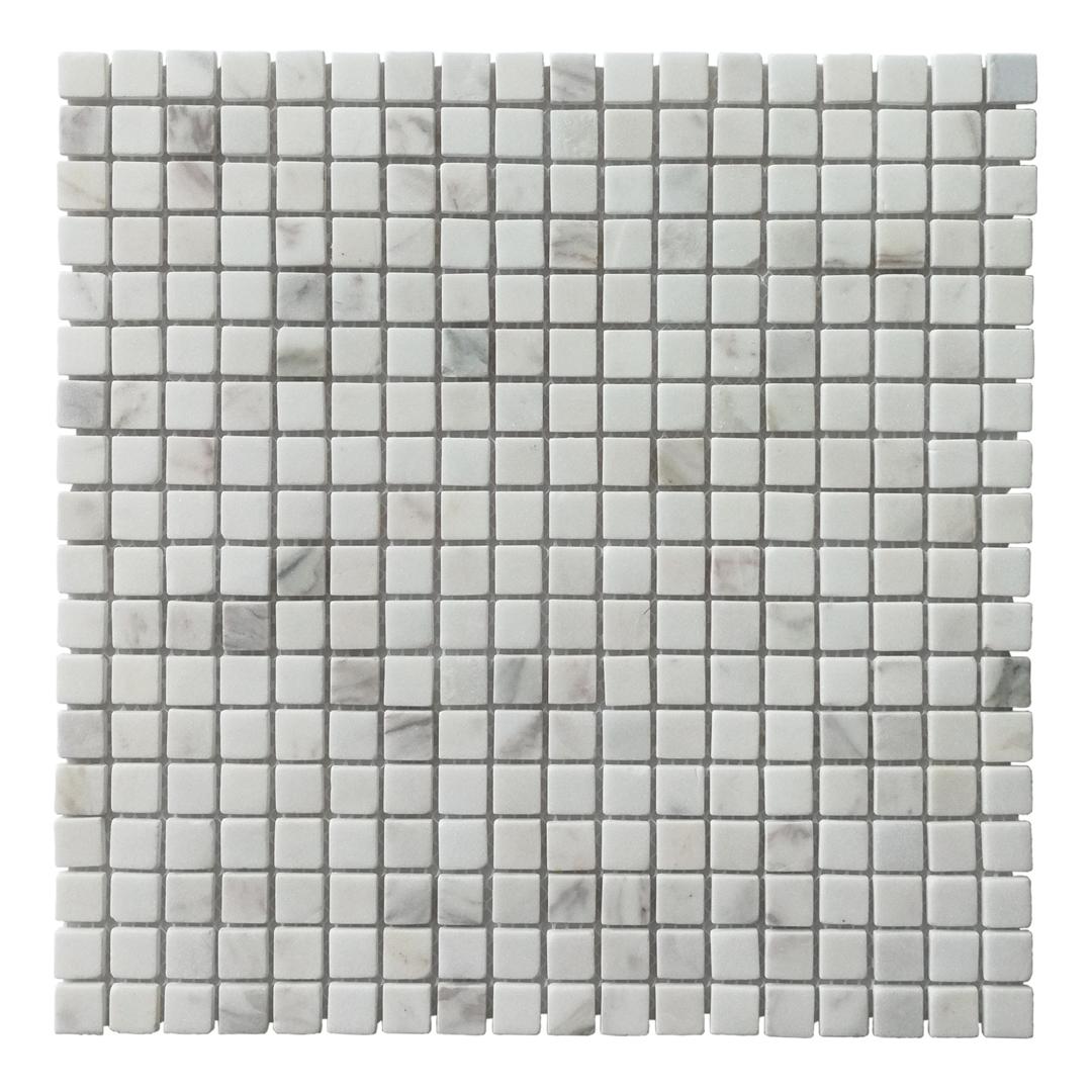 Art3d Decorative Stone Mosaic Tile for Kitchen Backsplashes (4 Pack)