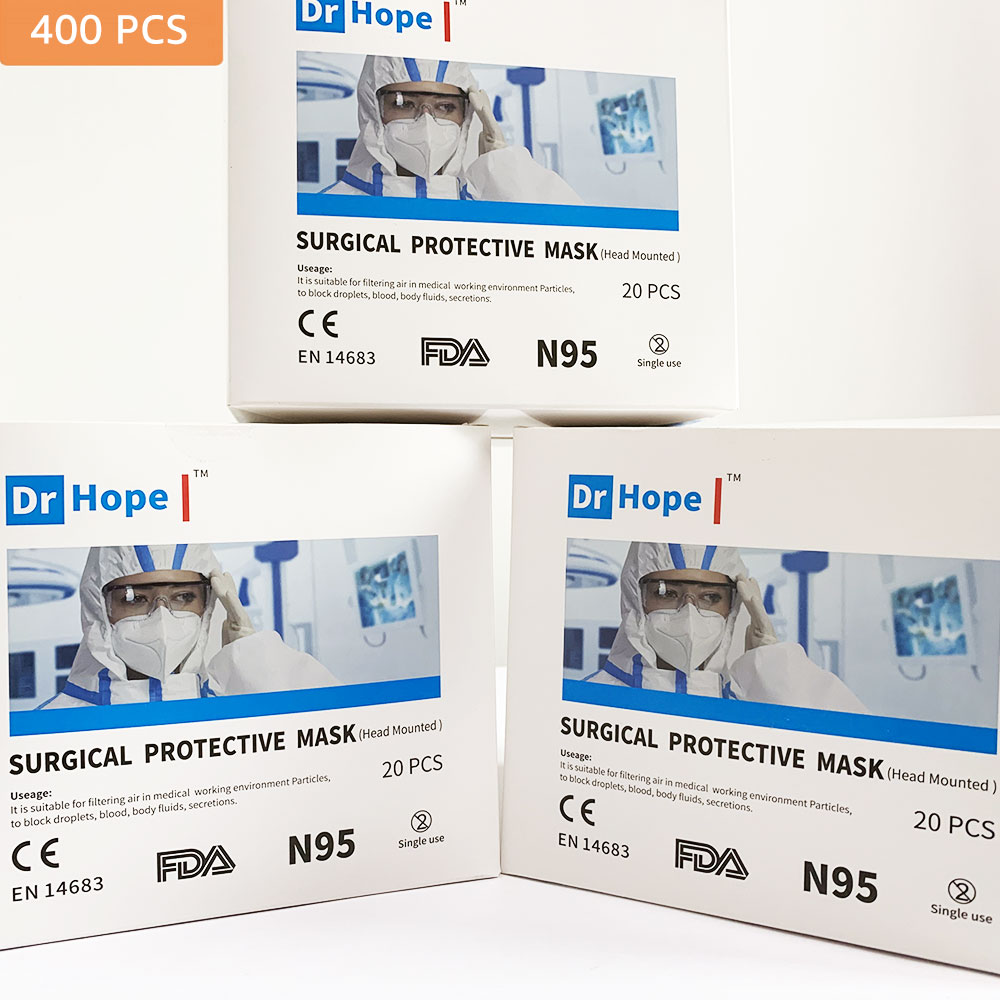 N95 Surgical Protective Face Mask