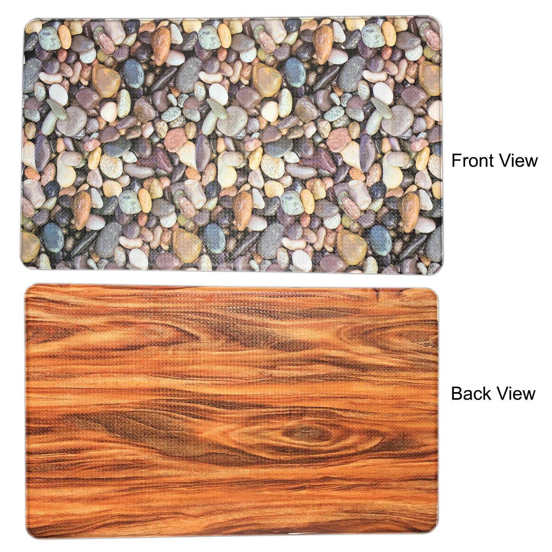 Art3d Premium Reversible Anti Fatigue Kitchen Mat Non slip Kitchen