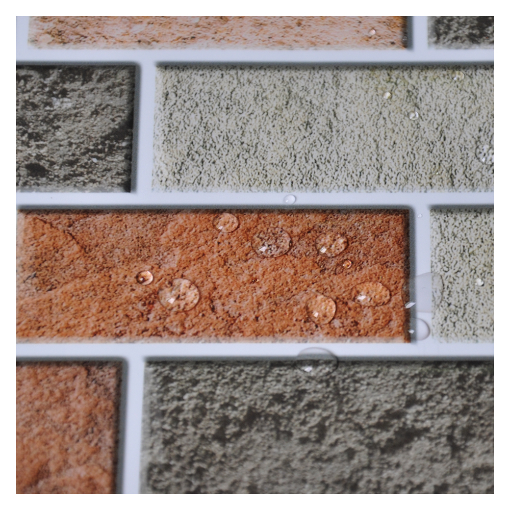 Adhesive Mosaic Tile Backsplash