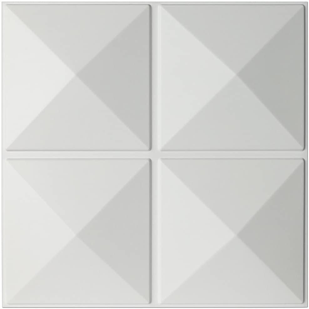 A10007 - 3D Laminated PVC Board 12 Tiles 32.29 sq.ft