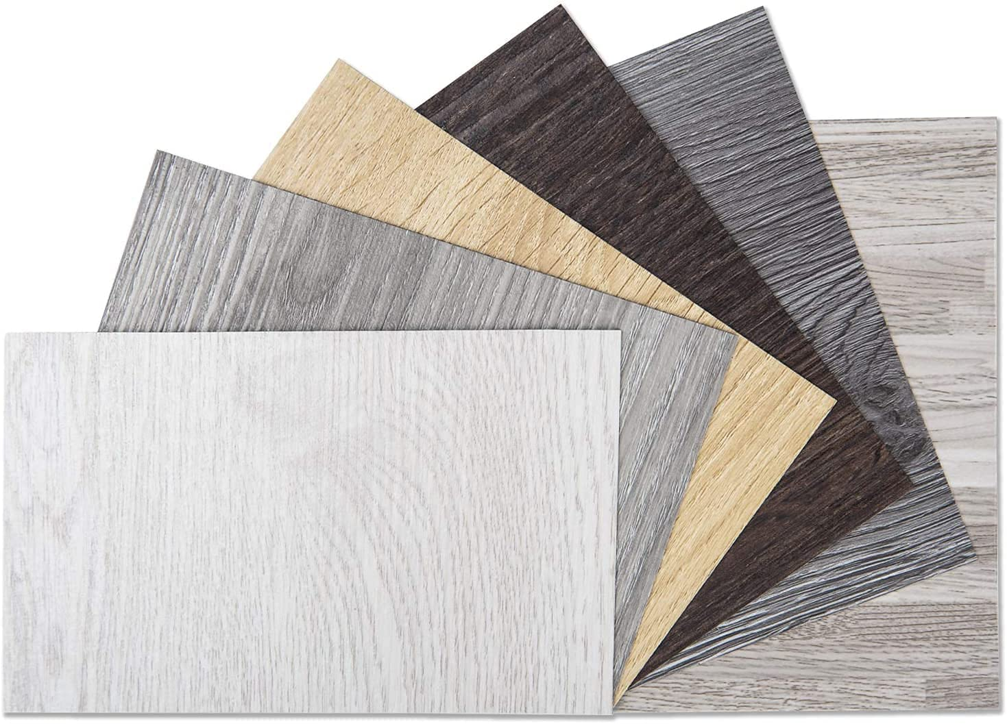 A43007-Peel-and-Stick-Floor-Tile 36 Tiles 54 Sq.Ft