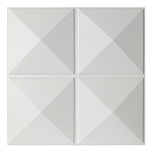 A10007 - 3D Laminated PVC Board 12 Tiles 32.29 sq.ft