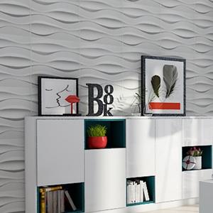 A10035 - Textures PVC Wall Panels, 19.7