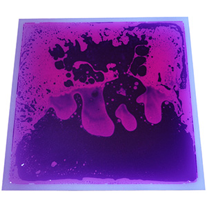 A11305 - 12''x12'' Purple Liquid Floor Tile Home Decor Tiles for Bar Nightclub KTV Decoration 30cm Tiles