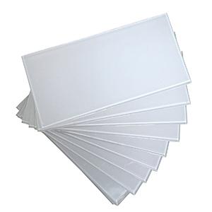 A16321 - 32-Piece Peel and Stick Backsplash Glass Tile for Kitchen or Bathroom, 3