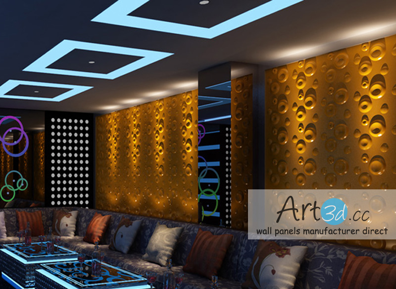 Club Wall Design Ideas