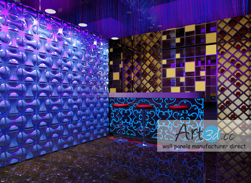 night club wall design ideas - Nightclub Design Ideas
