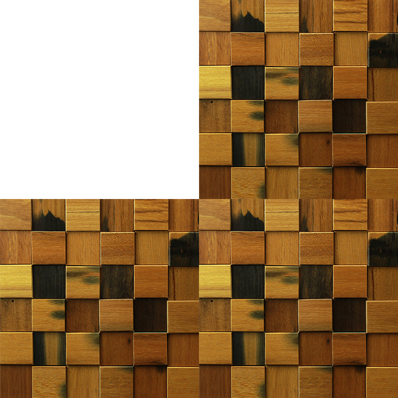 40D Wood Wall Panel Decorative Wood Panels 40 Box 40040 SqFt Inspiration Decorative Wood Wall Tiles