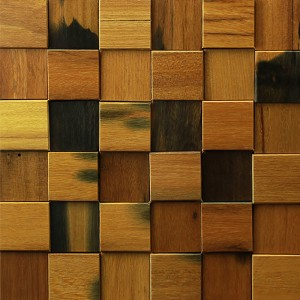 A15002 - 3D Wood Wall Panel 1 Box 10.66 Sq.Ft