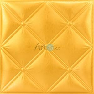 A13024 - 3D Artificial Leather Tile 20.67 sq.ft