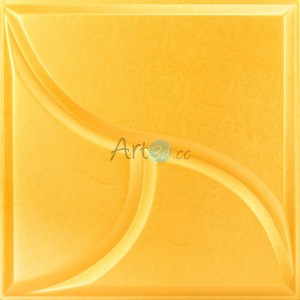 A13002 - 3D Leather Wall Panel 20.67 sq.ft