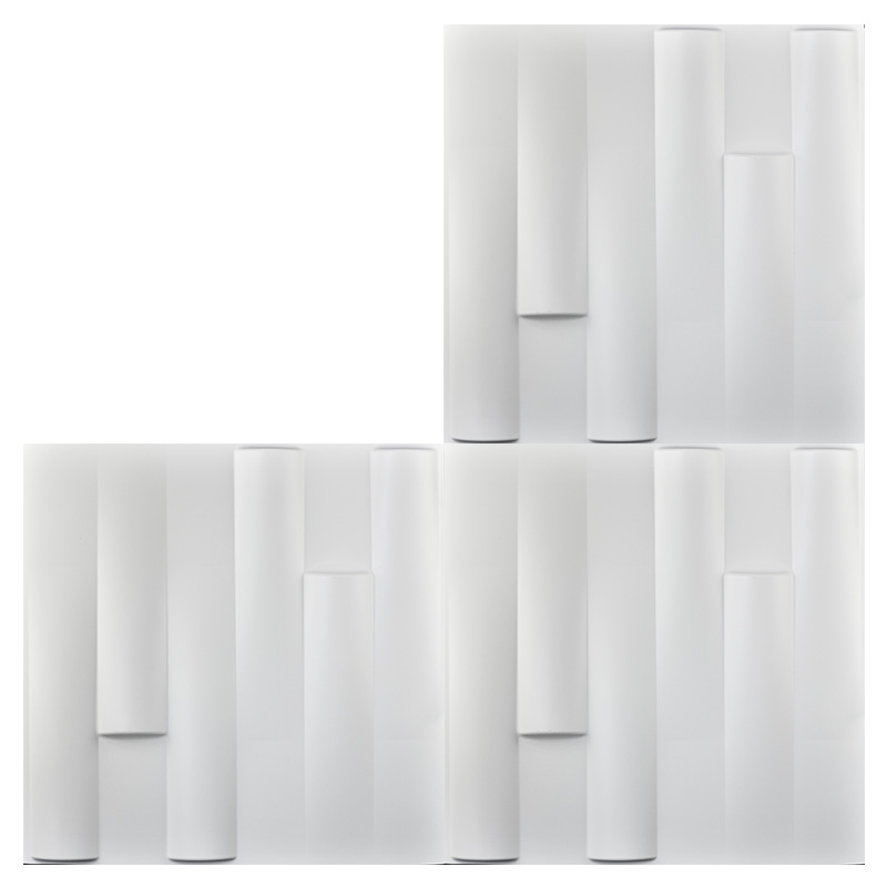 3d Pvc Wall Dcor Textured Wall Panels 1 Box 3229 Sqft