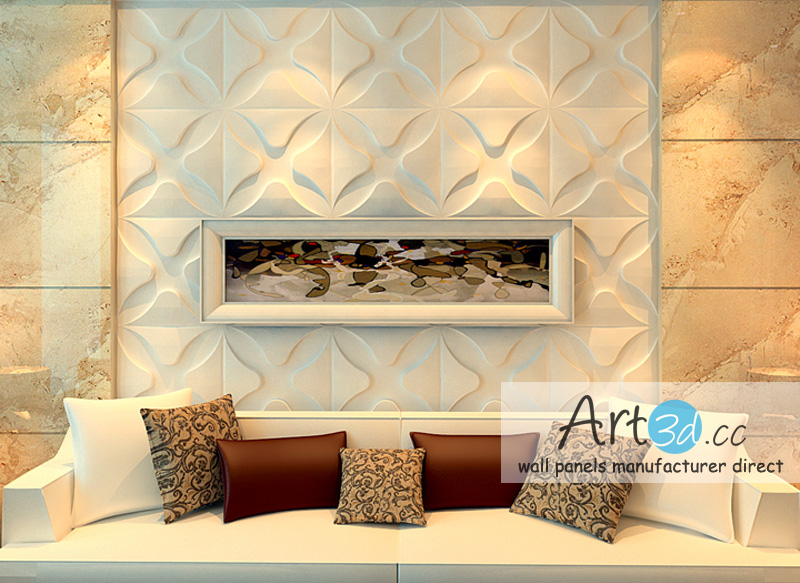 restaurant interior wall design projects - Wall Panels Interior Design