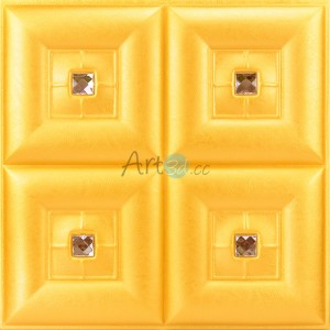A13021 - Acoustic Leather Tile 20.67 sq.ft