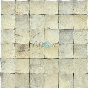 A14003 - Coconut Wall Art Covering 10.7 Sq.Ft