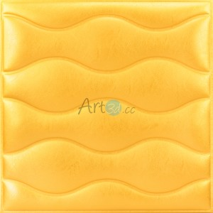 A13031 - Decorative PU Leather Tile 20.67 sq.ft
