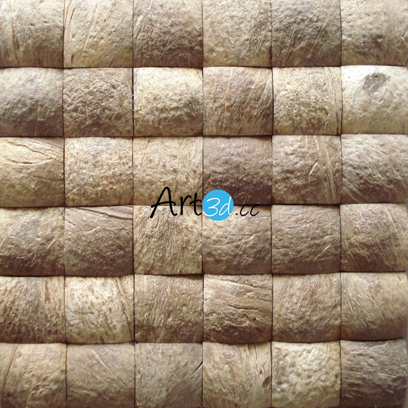 Decorative Coconut Wall Tile