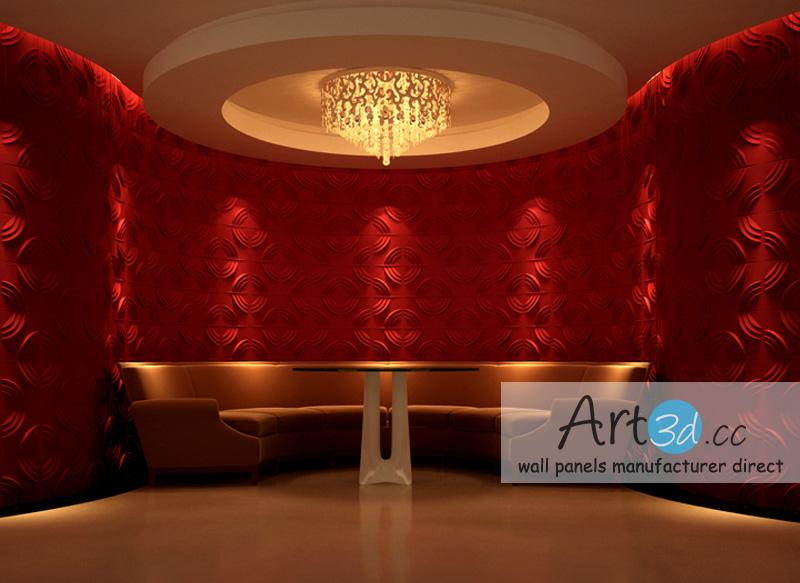 Interior Lobby Wall Design Templates