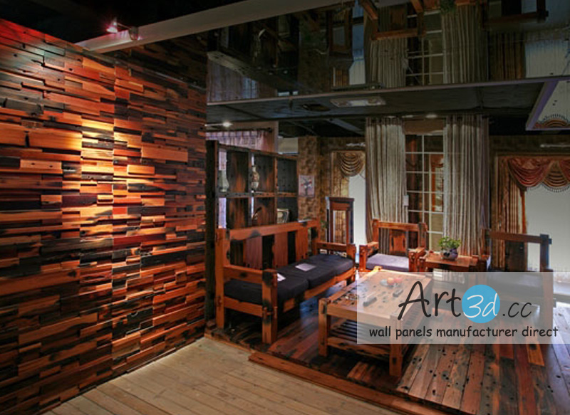 Wood Wall Panel Projects - Classical Interior Wall Designs