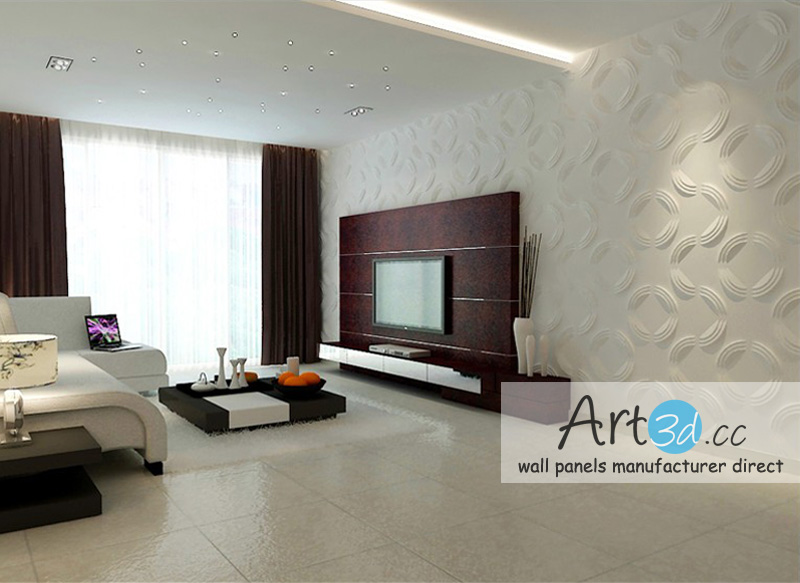 Interior Wall Designs For Living Room - aimscreations.com -