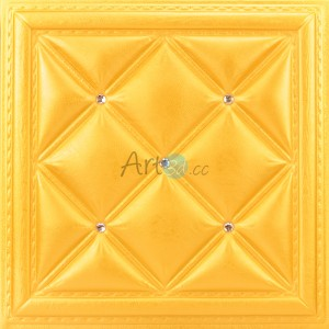 A13023 - Modern Style Leather Panel 20.67 sq.ft