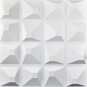 A10019 - Plastic 3D Wall Art Wall Covering 32.29 sq.ft