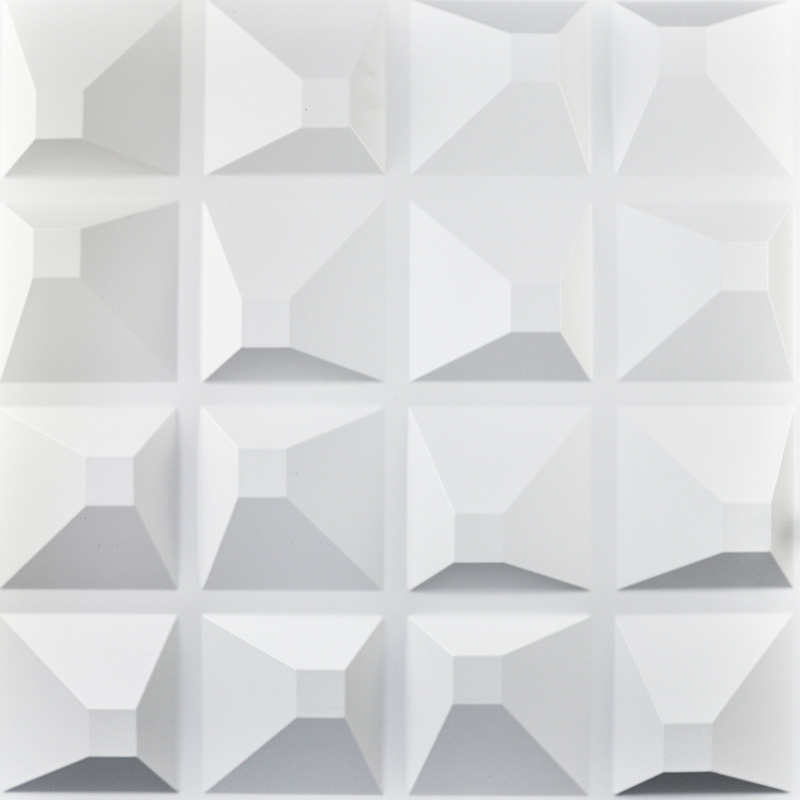 Plastic 3d Wall Art Textured Wall Panels 12 Coverings