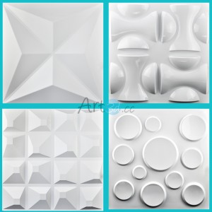 A10901 - 3D PVC Wall Panel Sample