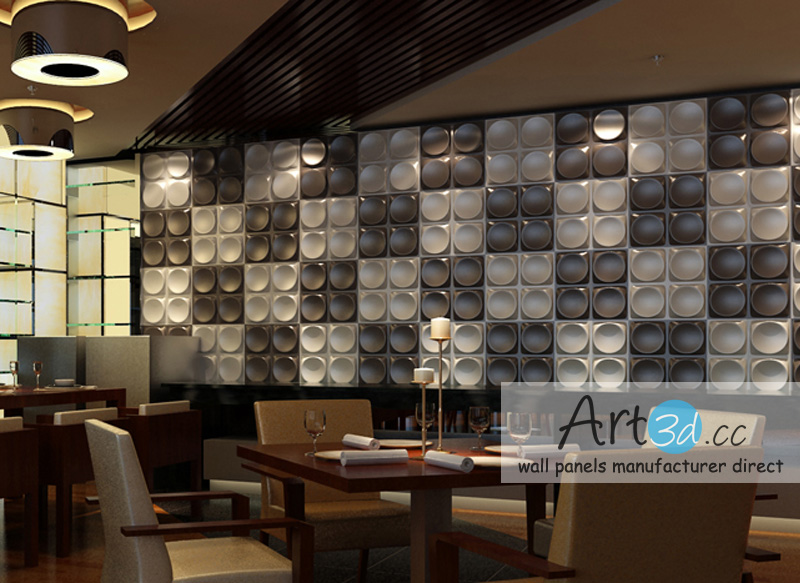 Restaurant Interior Wall Design Projects