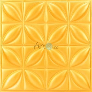 A13008 - Textured PU Leather Tile 20.67 sq.ft
