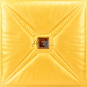 A13040 - Three-Dimensional Leather Tile 1.92 m²