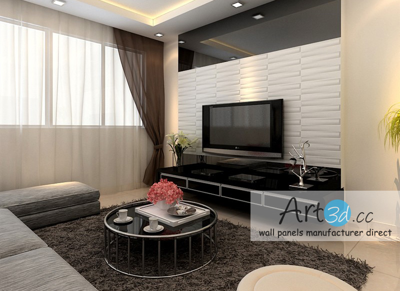 interior wall design ideas living room 3d wall panels