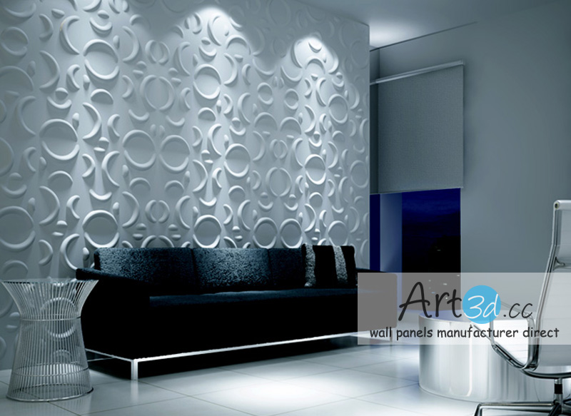 Lovely Interior Lobby Wall Design Templates