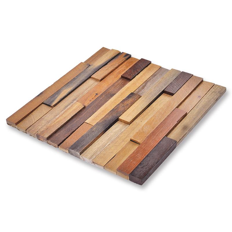 A15008 Wood Wall Panel 3d Design Tile 10 66 Sq Ft