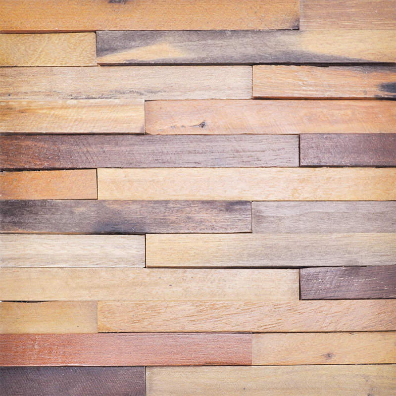 Wood Wall Panel Design Tile For