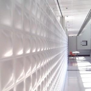 A21018 - Plant Fiber 3D Paneling 1 Box 2.96m²