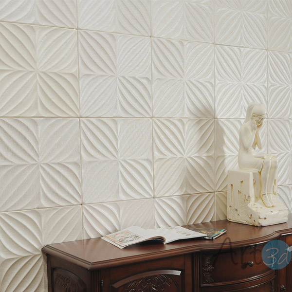 A12018 - Faux Leather Wall Covering (1 Piece)