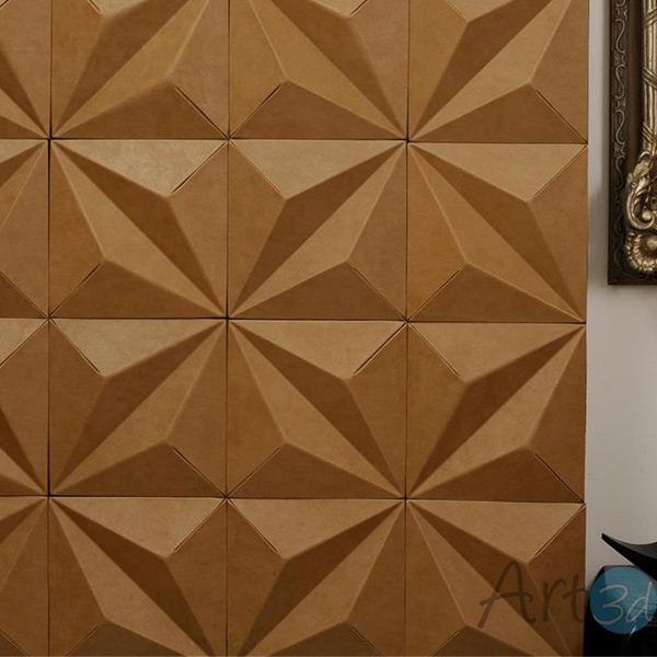 A12015 - Soft Back Leather Panel (1 Piece)