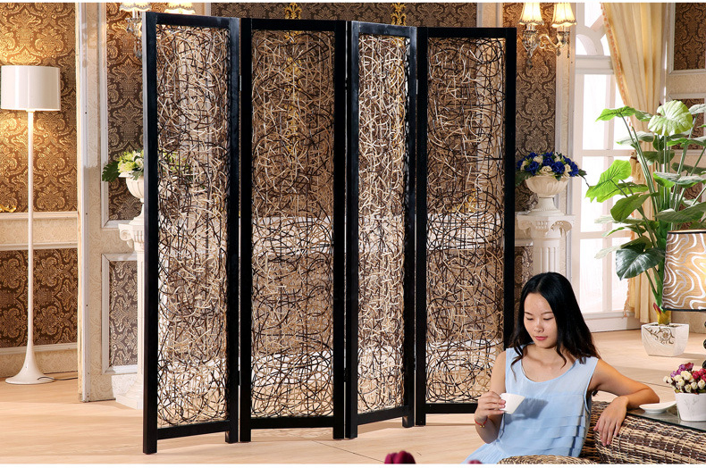 folding screen wall partition