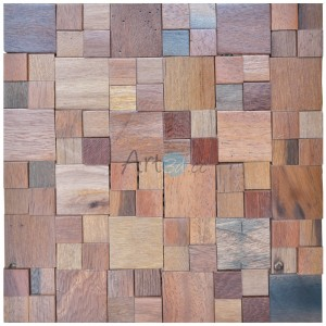 A15012 - Reclaimed Wood Wall Covering 1 Box 10.66 Sq.Ft