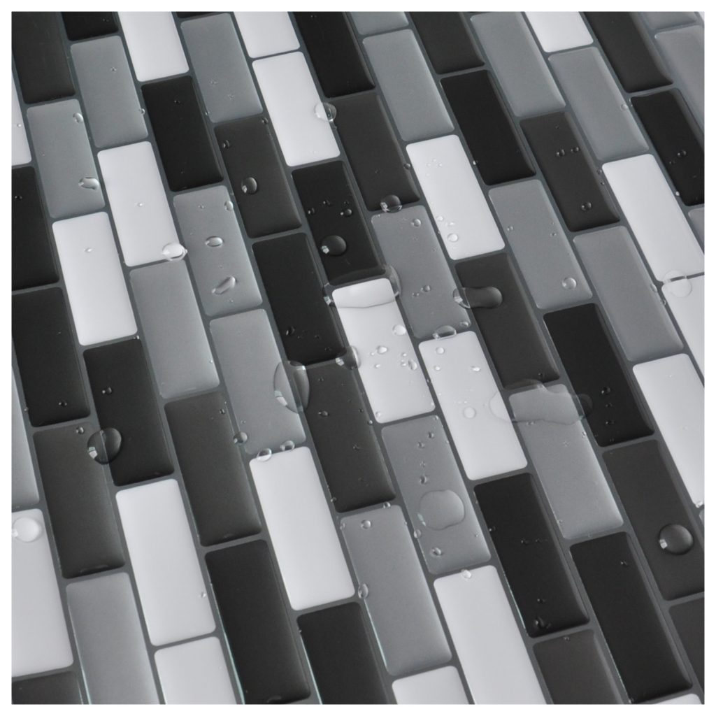 peel and stick mosaic tiles