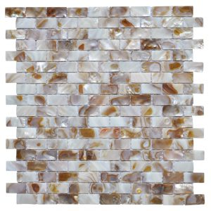 A18016 - Mother of Pearl Tile for Kitchen Backsplash, Spa Tile, Pool Tile