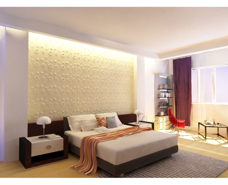 Beau Interior Design Ideas   Bedroom Wall Panels